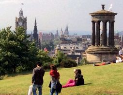 Small group Edinburgh walking tours