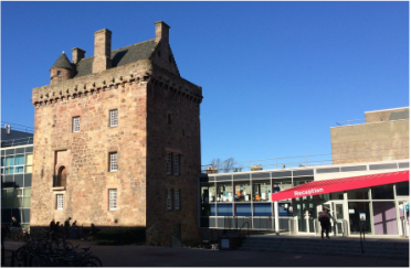 Merchiston Castle John Napier University