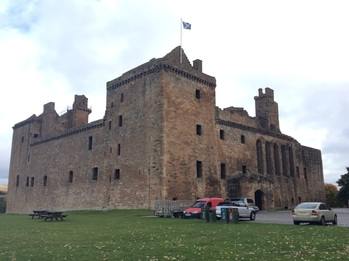 Linlithgow Palace birthplace of Mary Queen of Scots